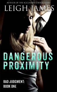 Dangerous Proximity Book Cover